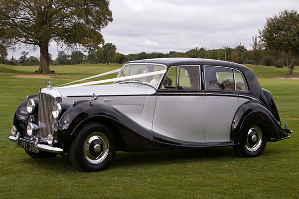 1947 Bentley Mkvi At De Gournay Motor Car Company