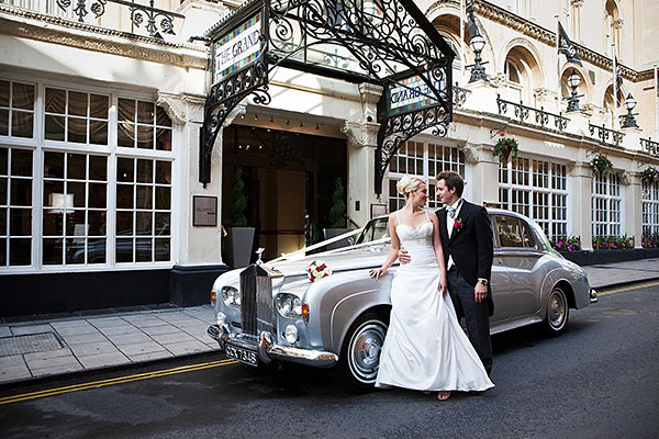 1964 Rolls Royce Silver Cloud Iii Wedding Car At De