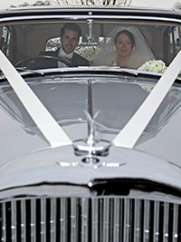 Bentley Wedding Car Hire Bristol