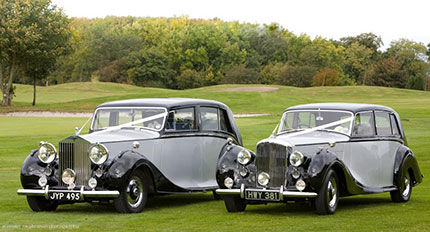 bentley wedding cars
