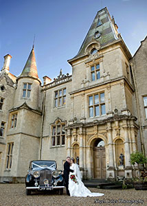 Wedding Cars Orchardleigh House