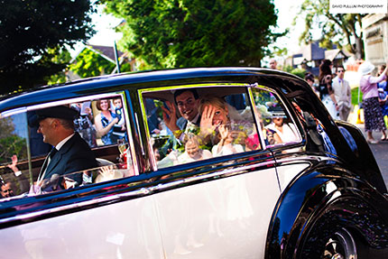 Wedding Cars Bristol De Gournay Bentley & Bride